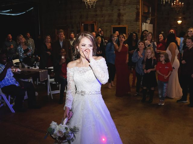 Spencer and Faith's Wedding in Crosby, Texas 14
