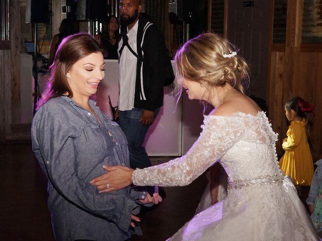 Spencer and Faith's Wedding in Crosby, Texas 15