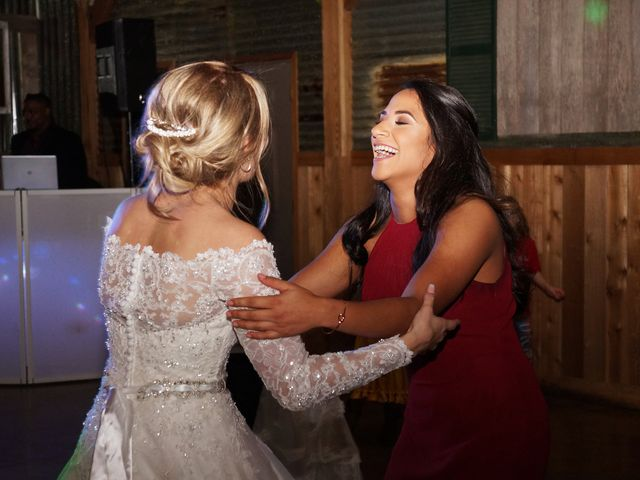 Spencer and Faith's Wedding in Crosby, Texas 16