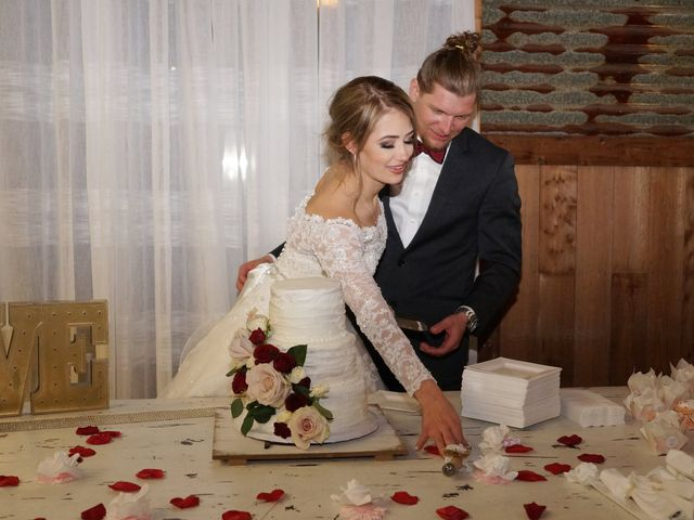 Spencer and Faith's Wedding in Crosby, Texas 18
