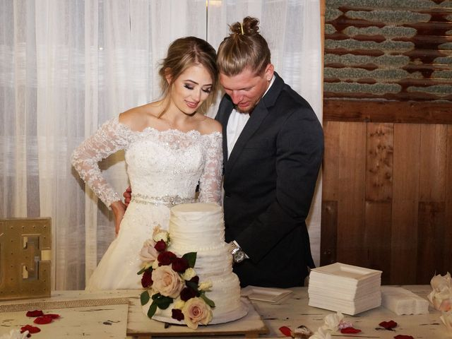 Spencer and Faith's Wedding in Crosby, Texas 19