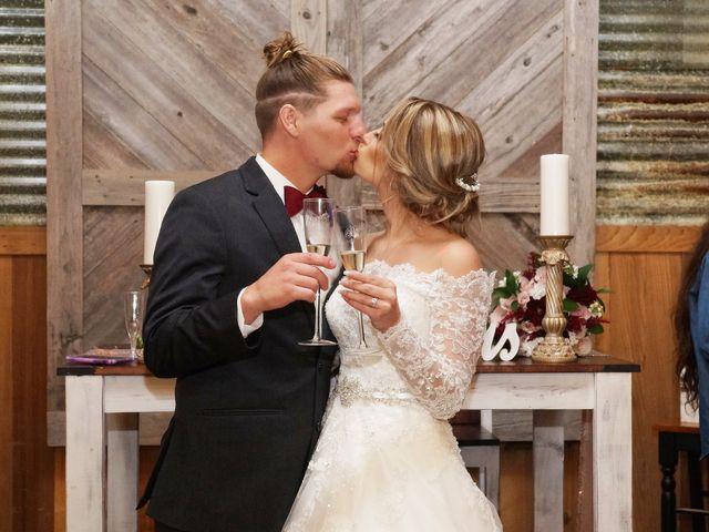 Spencer and Faith's Wedding in Crosby, Texas 21