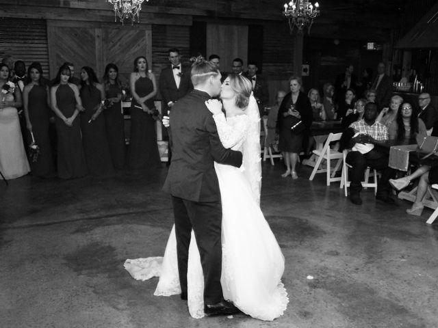 Spencer and Faith's Wedding in Crosby, Texas 22