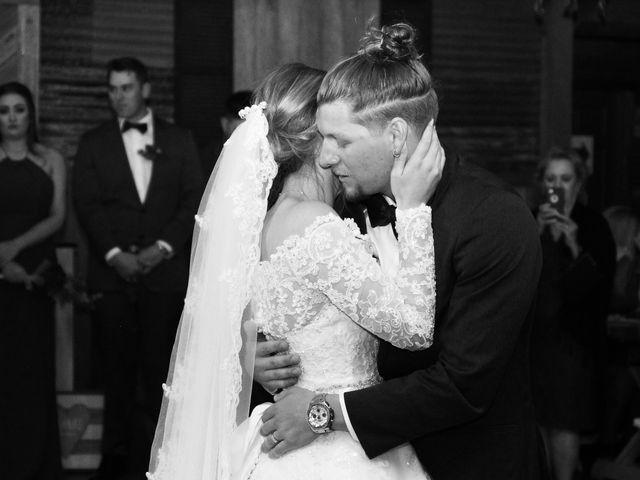 Spencer and Faith's Wedding in Crosby, Texas 23