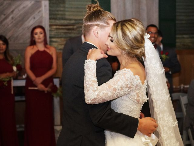 Spencer and Faith's Wedding in Crosby, Texas 25