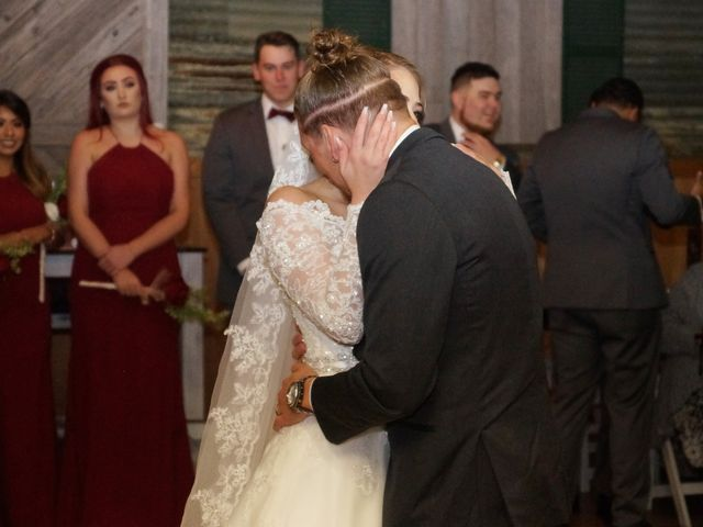 Spencer and Faith's Wedding in Crosby, Texas 26