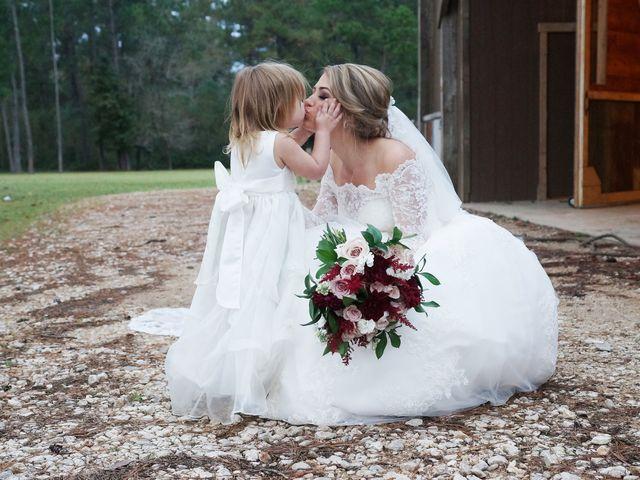 Spencer and Faith's Wedding in Crosby, Texas 27