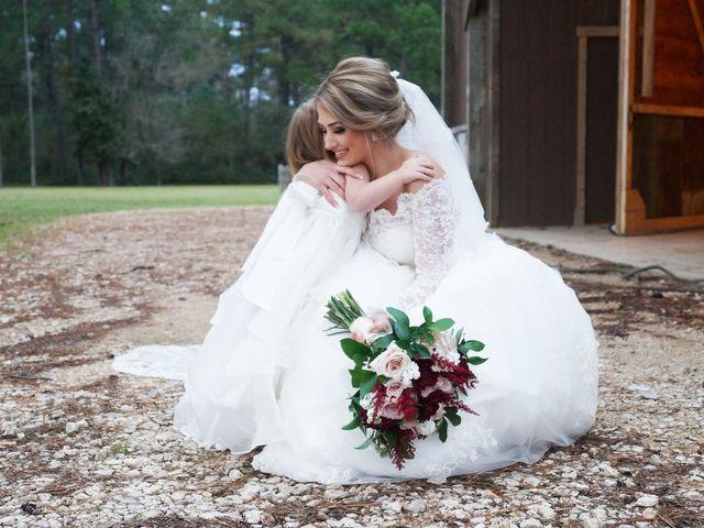 Spencer and Faith's Wedding in Crosby, Texas 28
