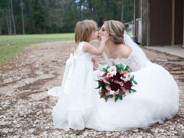 Spencer and Faith's Wedding in Crosby, Texas 29