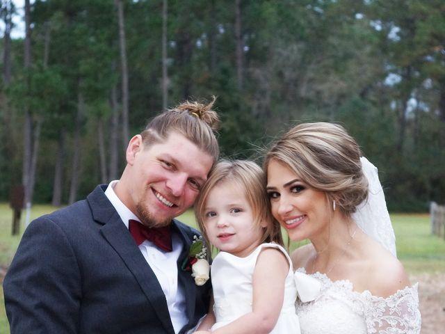 Spencer and Faith's Wedding in Crosby, Texas 31