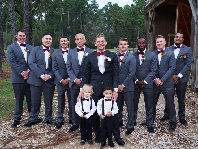 Spencer and Faith's Wedding in Crosby, Texas 32