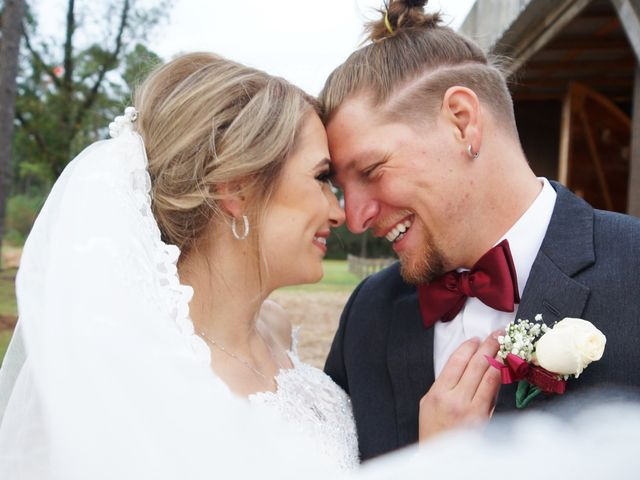 Spencer and Faith's Wedding in Crosby, Texas 37