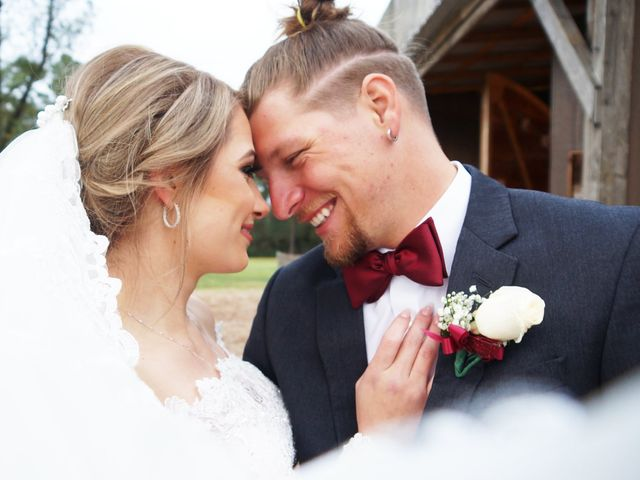 Spencer and Faith's Wedding in Crosby, Texas 2
