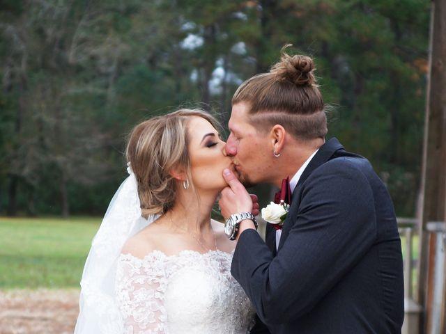 Spencer and Faith's Wedding in Crosby, Texas 38