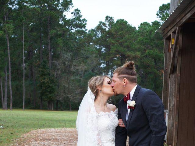 Spencer and Faith's Wedding in Crosby, Texas 39