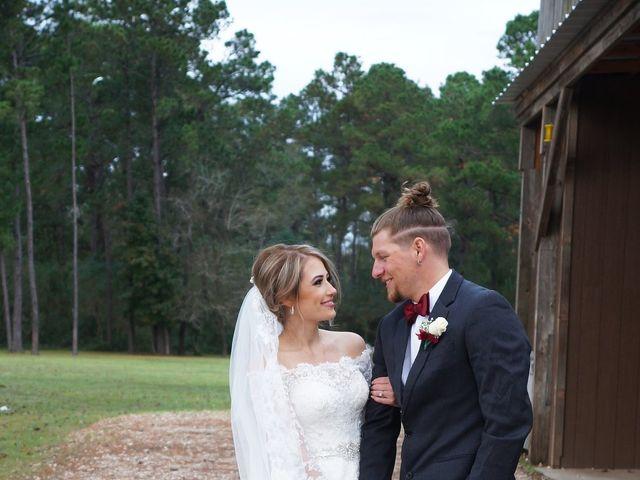 Spencer and Faith's Wedding in Crosby, Texas 40