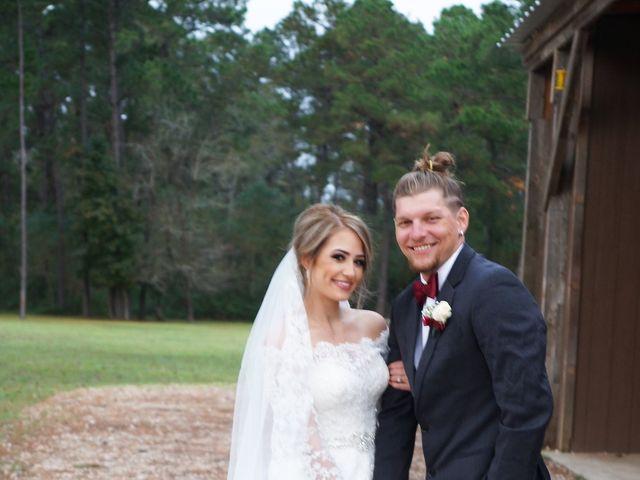 Spencer and Faith's Wedding in Crosby, Texas 41