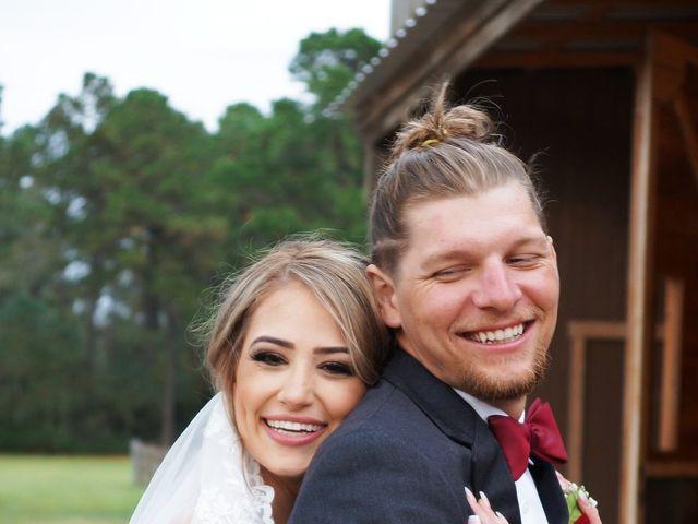 Spencer and Faith's Wedding in Crosby, Texas 42