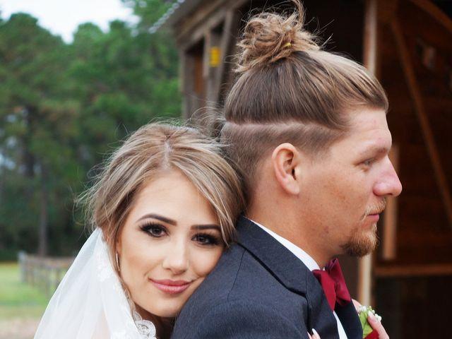 Spencer and Faith's Wedding in Crosby, Texas 44