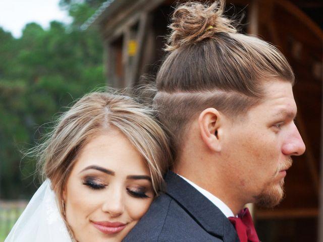 Spencer and Faith's Wedding in Crosby, Texas 45