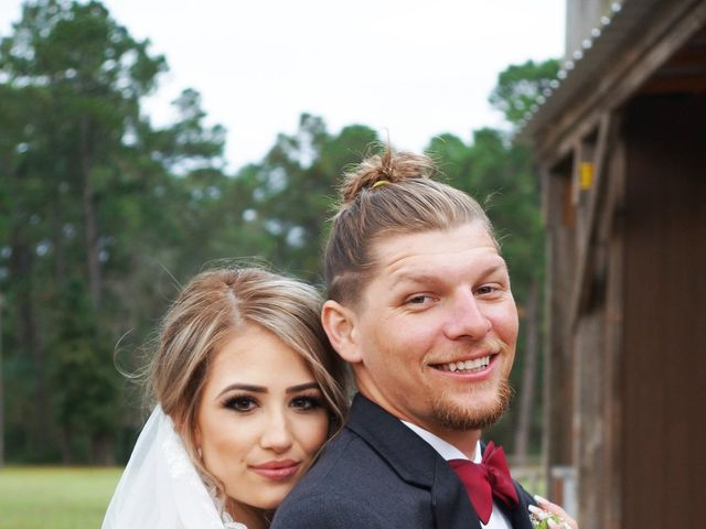 Spencer and Faith's Wedding in Crosby, Texas 47