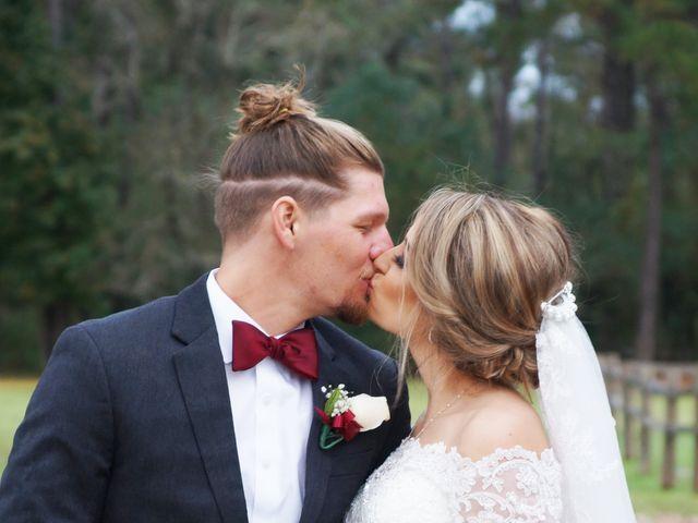 Spencer and Faith's Wedding in Crosby, Texas 48