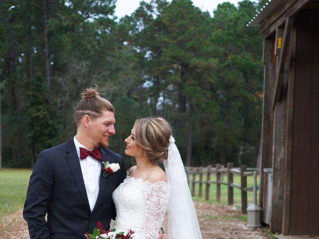 Spencer and Faith's Wedding in Crosby, Texas 49