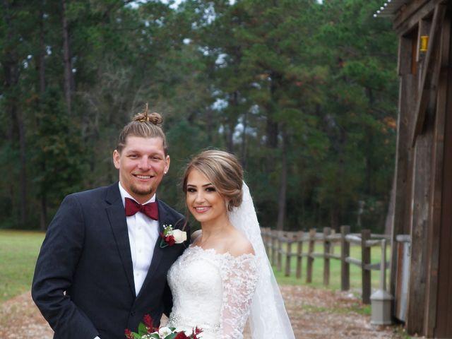 Spencer and Faith's Wedding in Crosby, Texas 50
