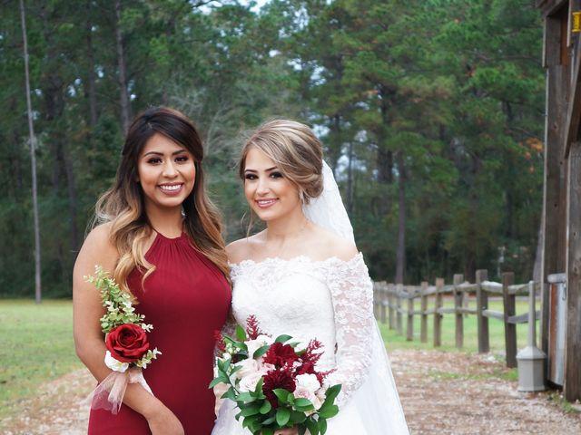 Spencer and Faith's Wedding in Crosby, Texas 53