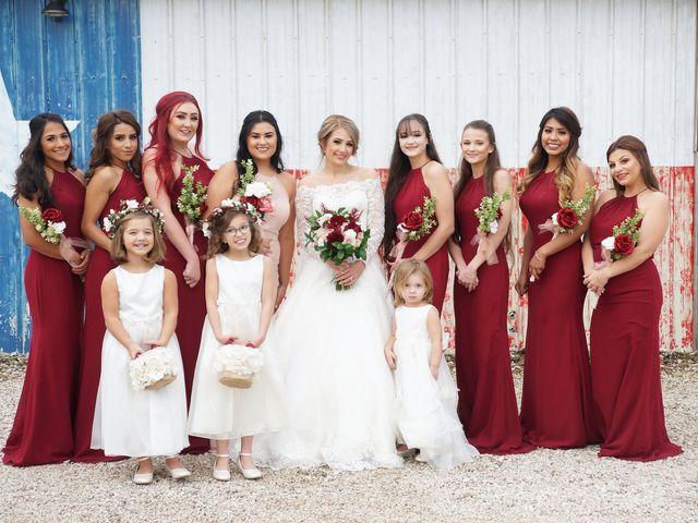 Spencer and Faith's Wedding in Crosby, Texas 55