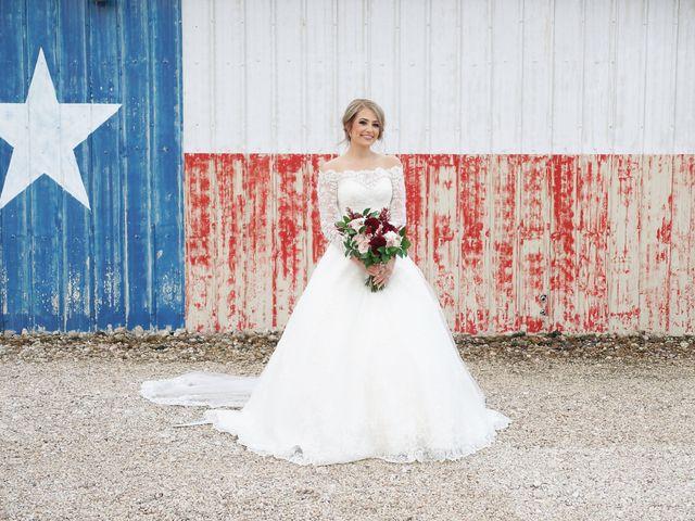 Spencer and Faith's Wedding in Crosby, Texas 61