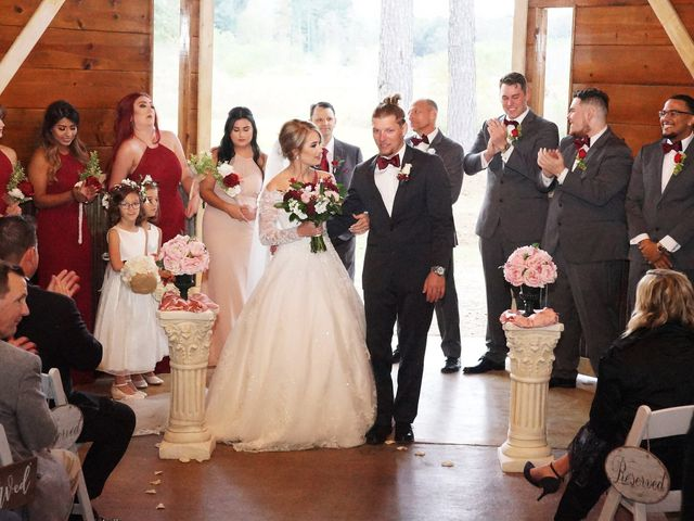 Spencer and Faith's Wedding in Crosby, Texas 62