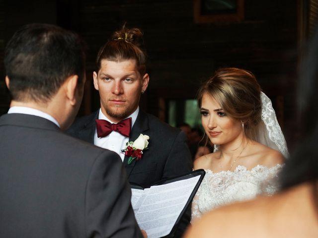 Spencer and Faith's Wedding in Crosby, Texas 66