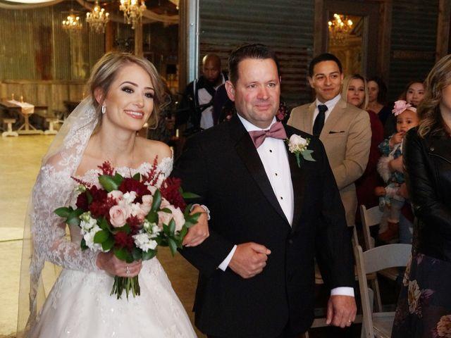 Spencer and Faith's Wedding in Crosby, Texas 68