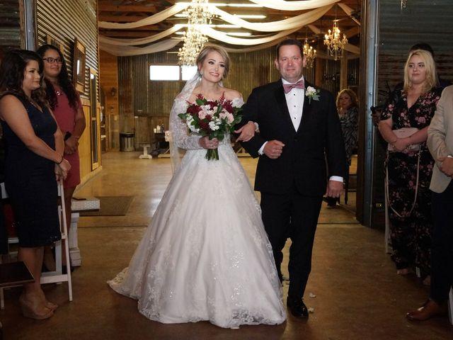 Spencer and Faith's Wedding in Crosby, Texas 69