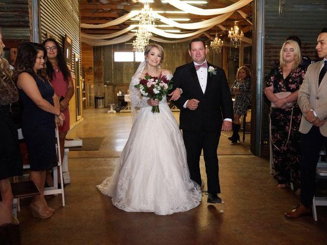 Spencer and Faith's Wedding in Crosby, Texas 70