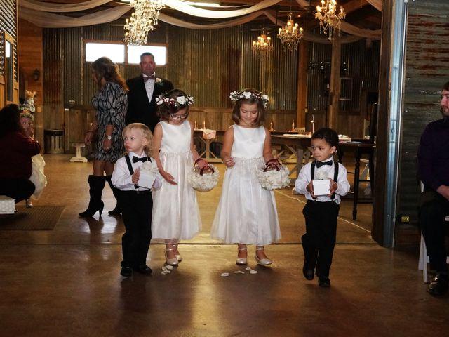 Spencer and Faith's Wedding in Crosby, Texas 71