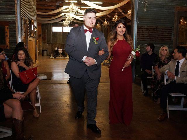 Spencer and Faith's Wedding in Crosby, Texas 72