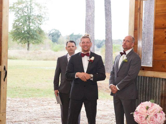 Spencer and Faith's Wedding in Crosby, Texas 74