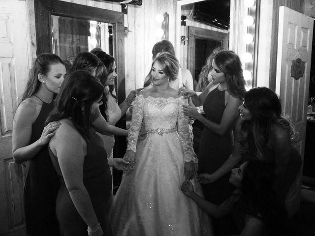 Spencer and Faith's Wedding in Crosby, Texas 75