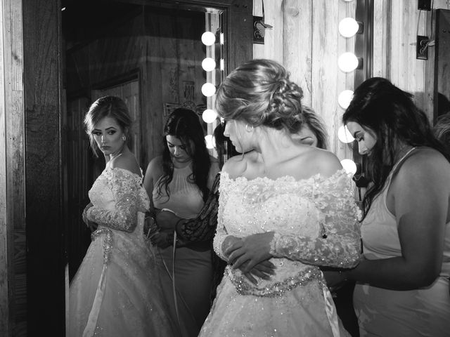 Spencer and Faith's Wedding in Crosby, Texas 76