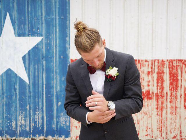 Spencer and Faith's Wedding in Crosby, Texas 82