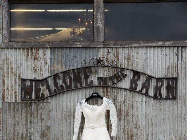 Spencer and Faith's Wedding in Crosby, Texas 87