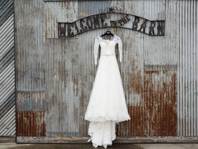 Spencer and Faith's Wedding in Crosby, Texas 88