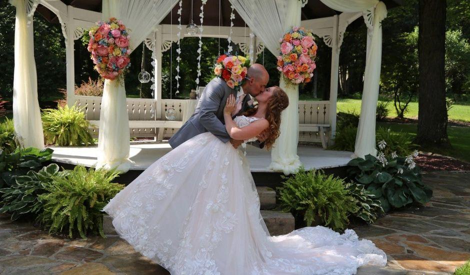 Jordan  and Krista 's Wedding in Freeport, Pennsylvania