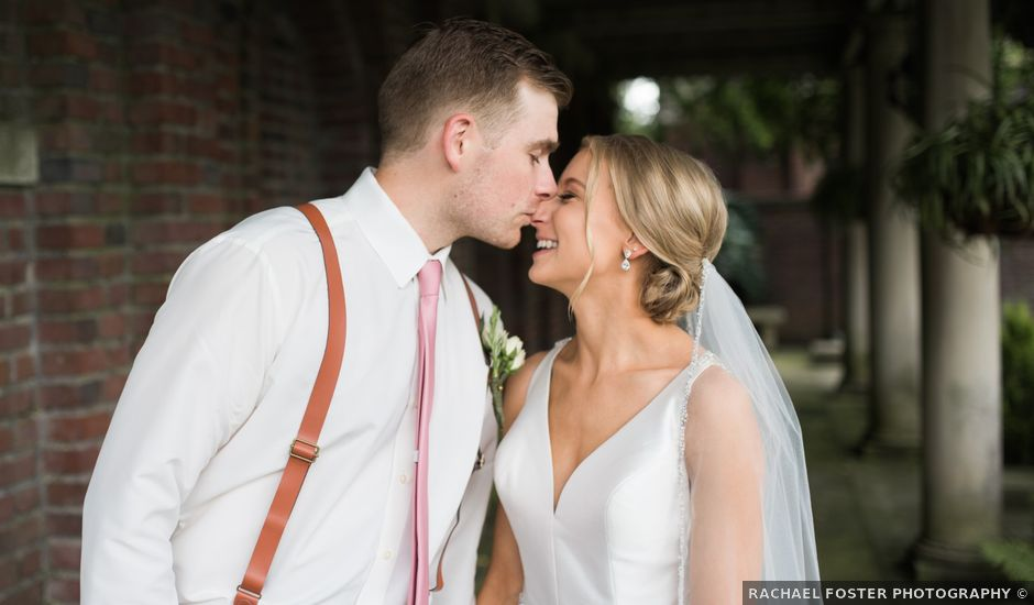 Quintin and Hayli's Wedding in Columbus, Indiana