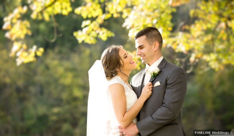 Timothy and Jessica's Wedding in Greensburg, Pennsylvania