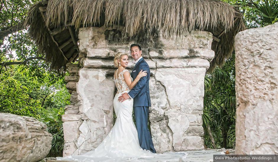 Mark and JoLynn's Wedding in Playa del Carmen, Mexico