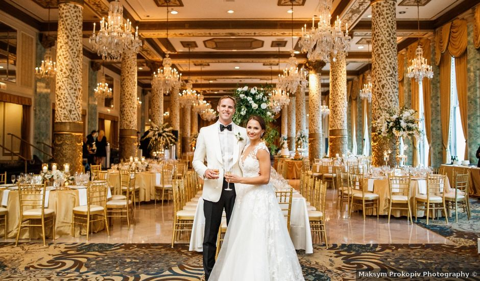 Taylor and Katerina's Wedding in Chicago, Illinois