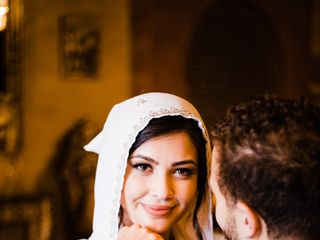 The wedding of Kamar and Ameen 3